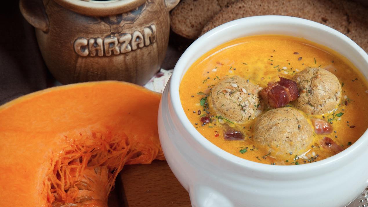Zuppe – Zupy